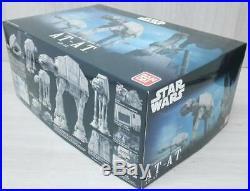 BANDAI Star Wars AT-AT 1/144 Scale Plastic Model Kit