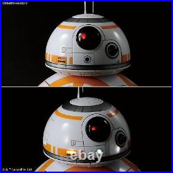 BANDAI Star Wars BB-8 (Gross Finish) 1/2 Plastic model