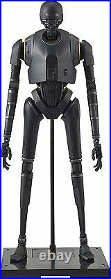 BANDAI Star Wars K-2SO 1/12 scale plastic model kit Japan