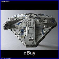 BANDAI Star Wars Millennium Falcon Lando Calrissian Ver. 1/144 Scale Model Kit