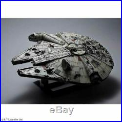 BANDAI Star Wars Perfect Grade Millennium Falcon Standard Ver NEW Kit Model Rare
