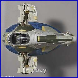BANDAI Star Wars SLAVE I JANGO FETT Ver 1/144 Plastic Model Kit NEW from Japan