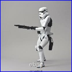 BANDAI Star Wars STORMTROOPER 1/6 Plastic model