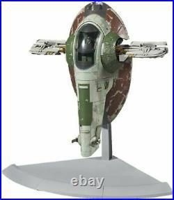 BANDAI Star Wars Slave I Model Scale 1/144 model Kit JAPAN OFFICIAL IMPORT