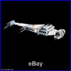 B-Wing Bandai 1/72 scale Model Kit STAR WARS Return of the Jedi UK SELLER