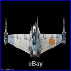 B-Wing Starfighter BANDAI 1/72 Scale Model Kit STAR WARS UK SELLER