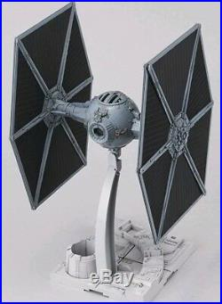 Bandai 172 Star Wars Tie Fighter Model CUSTOM PAINTED Professional Built