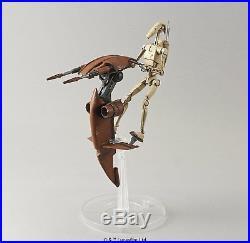 Bandai 1/12 Battle Droid and Stap Star Wars Plastic Model Kit