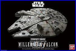 Bandai 1/72 Millennium Falcon Std Ed A New Hope Perfect Grade