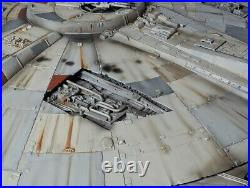 Bandai 1/72 Perfect Grade Star Wars Millennium Falcon Standard Ver. Model Kit