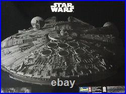 Bandai 1/72 Scale Perfect Grade Star Wars Millennium Falcon Plastic Model Kit