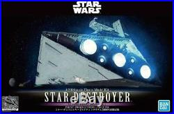 Bandai 5057625 15000 Star Destroyer 1st Production Limited Plastic Model Kit