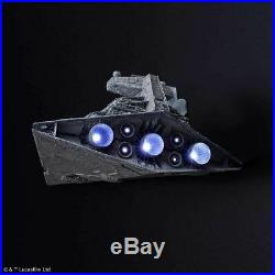 Bandai 5057625 Star Wars Star Destroyer first prod. Plastic model kit 1/5000