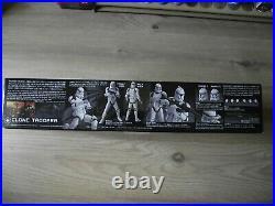 Bandai Clone Trooper 1/12 Model Kit Star Wars