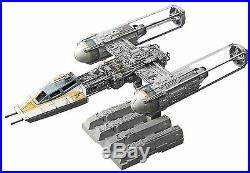 Bandai Hobby Star Wars 1/72 Y-Wing Starfighter Plastic Model Kit