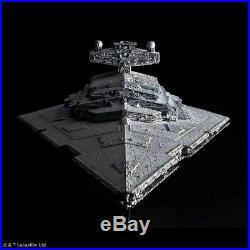 Bandai Hobby Star Wars Star Destroyer 1/5000 Scale Model Kit USA Seller