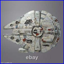 Bandai Models Star Wars Millennium Falcon Model Kit 172