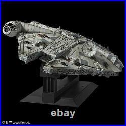Bandai PERFECT GRADE 1/72 Star Wars MILLENNIUM FALCON Plastic Model Kit Japan