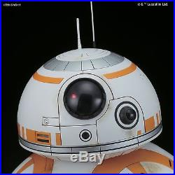Bandai STAR WARS 1/2 BB-8 13in=33.5cm Mega-sized with Display Base Force Awakens