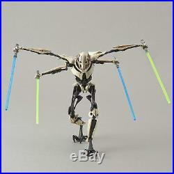 Bandai S. H. Figuarts Star Wars General Grievous 1/12 Scale Plastic Model Kit