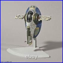 Bandai Slave I (Jango Fett Ver.) Star Wars 1/144 Scale Plastic Model Kit