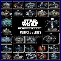Bandai Spirits Star Wars 1/48 1/72 1/144 Vehicle Model Kit Series