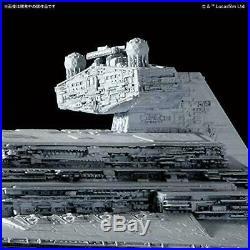 Bandai Star Destroyer 1/5000 Scale Plastic Model Kit Star Wars