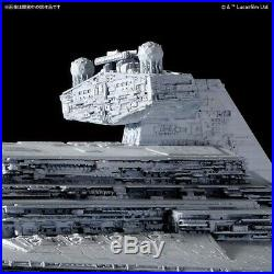 Bandai Star Destroyer 1/5000 Scale Plastic Model Kit Star Wars BANDAISPIRITS