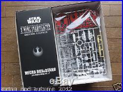 Bandai Star Wars 1/48 X-wing Starfighter Moving Edition