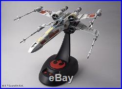 Bandai Star Wars 1/48 X-wing Starfighter Moving Edition Model kit