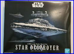 Bandai Star Wars 1/500 Star Destroyer Model Kit