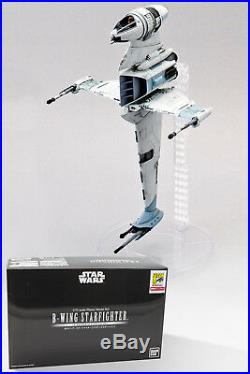 Bandai Star Wars 1/72 B-Wing Starfighter Model Kit SDCC 2018 Limited Edition