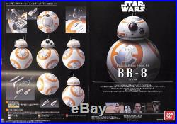 Bandai Star Wars BB 8 1/2 scale model kit -Australian Seller
