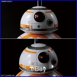 Bandai Star Wars BB-8 (Gloss Finish) 1/2 scale Kit 274766 Japan new