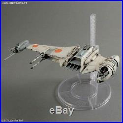 Bandai Star Wars B-Wing 1/72 Scale Model Kit Hobby Limited Edition USA Seller