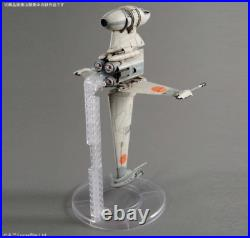 Bandai Star Wars B Wing Star Fighter 1/72 Scale Color Coded Plastic Model Kit