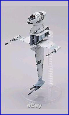 Bandai Star Wars B-Wing Starfighter 1/72 Plastic Model Kit SDCC Exclusive 2018