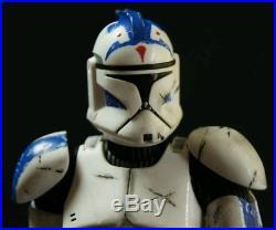 Bandai Star Wars Clone Troopers Echo and Fives 1/12 Custom Painted Figures Model