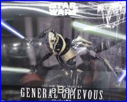 Bandai Star Wars General Grievous 1/12 Scale Plastic Model Kit from Japan FedEx