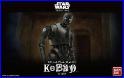 Bandai Star Wars K-2SO Rogue One A Star Wars Story 1/12 model kit
