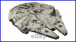 Bandai Star Wars Millennium Falcon PG Perfect Grade 1/72 Scale Model Kit NEW USA