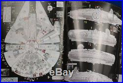 Bandai Star Wars Millennium Falcon PG Perfect Grade 1/72 Scale Model Kit New