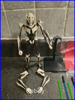 Bandai Star Wars Model Kit General Grievous 1/12 Scale Built