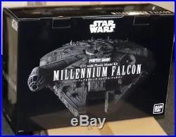 Bandai Star Wars Perfect Grade 1/72 Millenium Falcon Model Kit