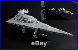 Bandai Star Wars Star Destroyer 1/5000 Lighting Model Kit Limited Bonus Edition