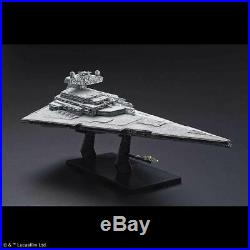 Bandai Star Wars Star Destroyer (Lighting Model) First Production Limited 1/5000