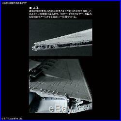 Bandai Starwars Star Destroyer Lighting Model First Limited Edition 1/5000