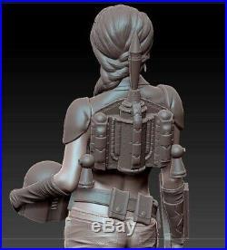 Belle Fett 1/6 Scale Resin Model Star Wars