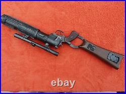 Boba Fett EE-3 Findsman Blaster Rifle 11scale 3D model kit prop replica