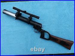Boba Fett Findman Mk1 Rifle Star Wars ESB version Model Kit Prop Replica 11